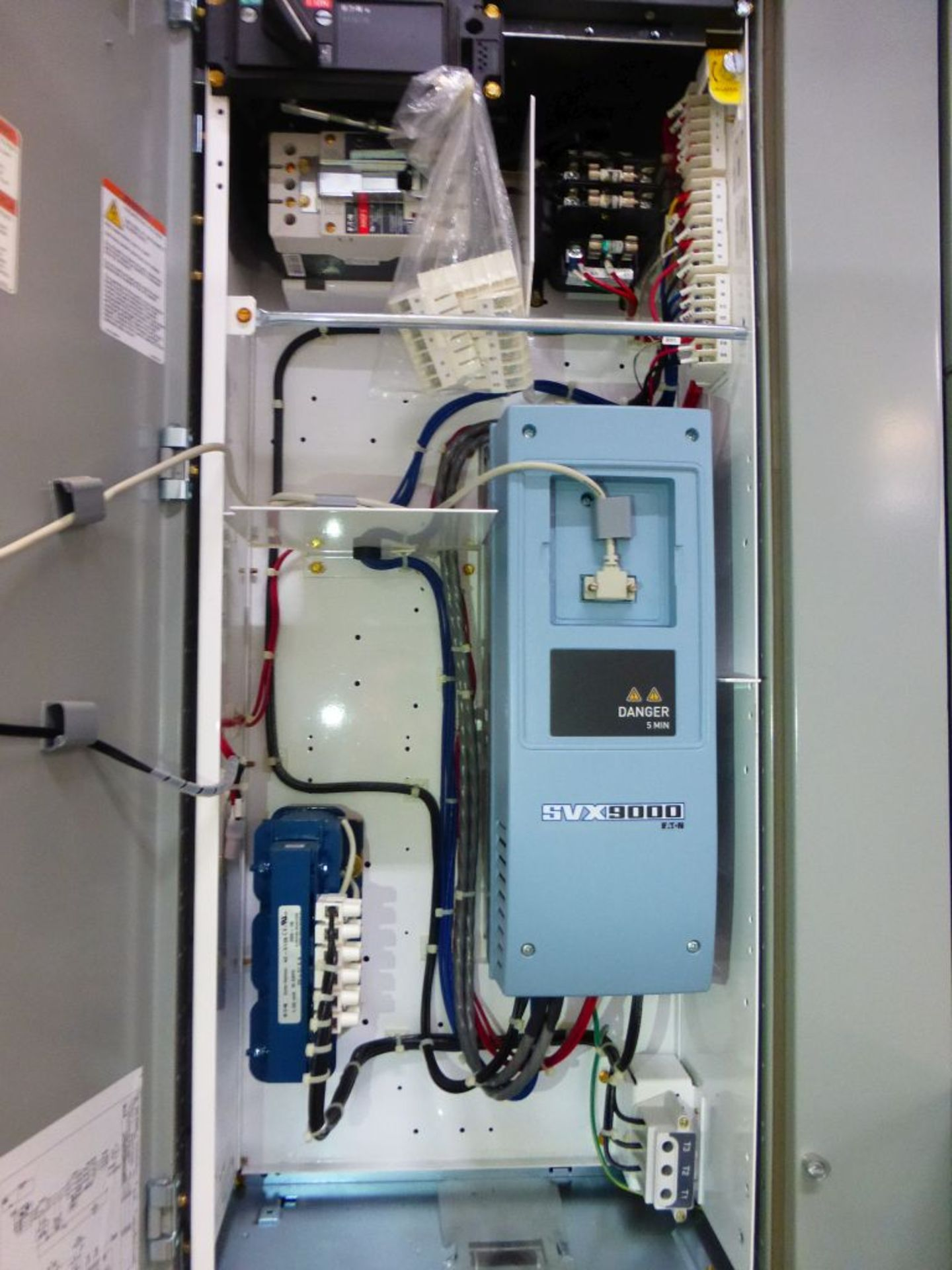 Eaton Freedom 2100 Series Motor Control Center   (4) SVX900-30A, with Eaton AF Drives, SVX9000, - Image 57 of 60