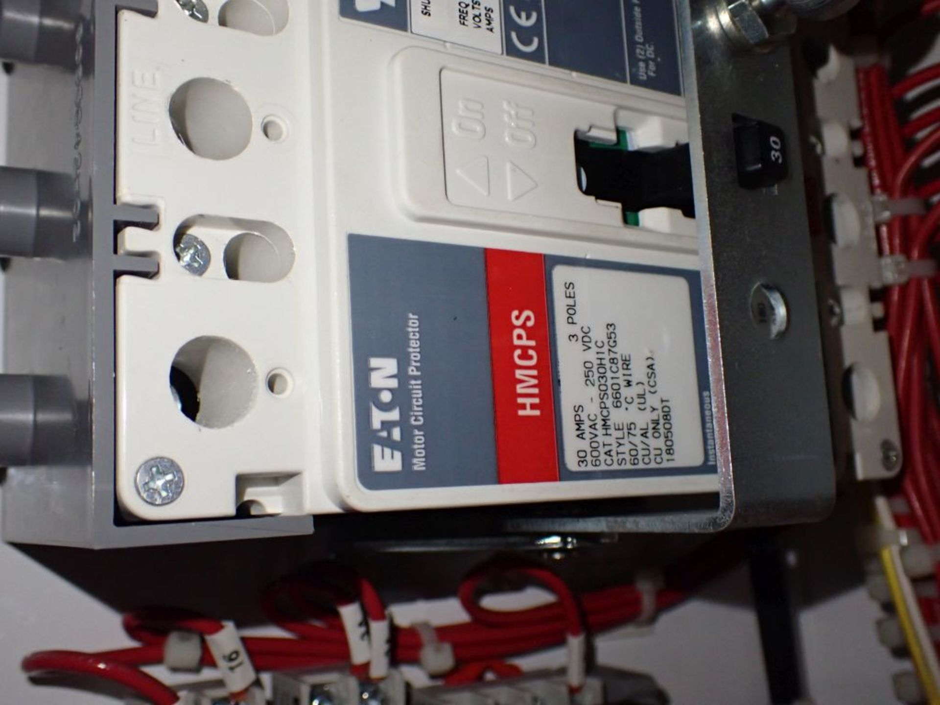 Eaton Freedom 2100 Series Motor Control Center | (11) F206-30A-10HP; (5) F206-15A-10HP; (1) SVX900- - Image 94 of 102