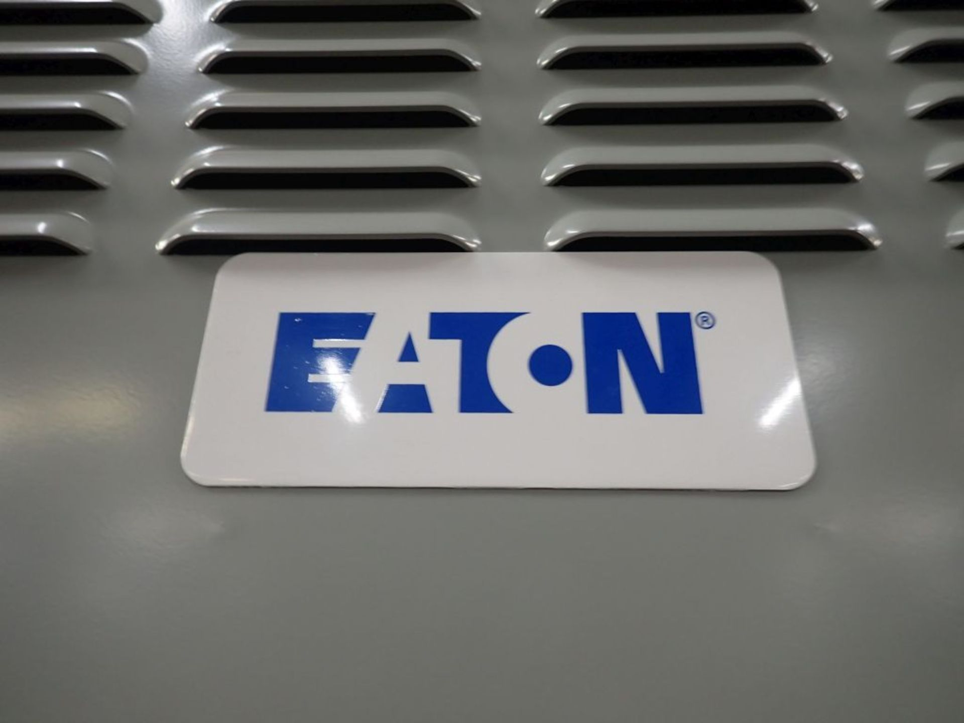 Eaton Pow-R-Line Switchboard   PRL-C; 480V; 3 PH; (1) Pringle Bolted Pressure Switch, 2500A, Cat No. - Image 8 of 13