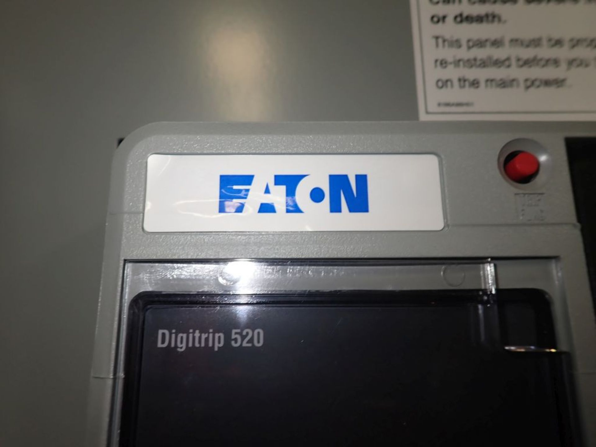 Eaton Transfer Switch | Cat No. ATV9MGB32500XSU; 480V; 3 PH; 2500A; (2) Eaton Magnum DS Circuit - Image 9 of 50