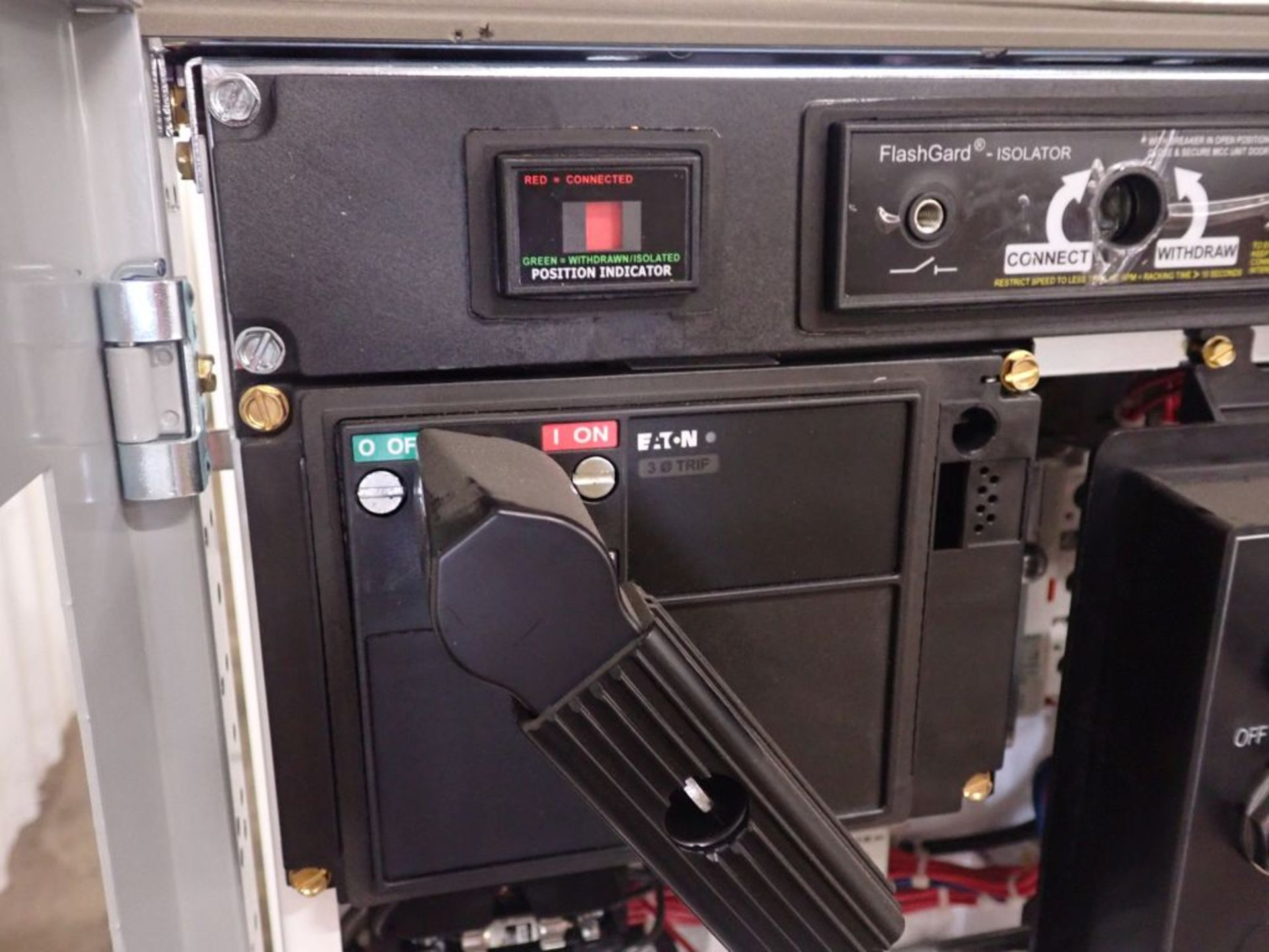 Eaton Freedom 2100 Series Motor Control Center | (2) F208-30A; (1) F208-40A; (1) FDRB-50A; (2) - Image 14 of 37