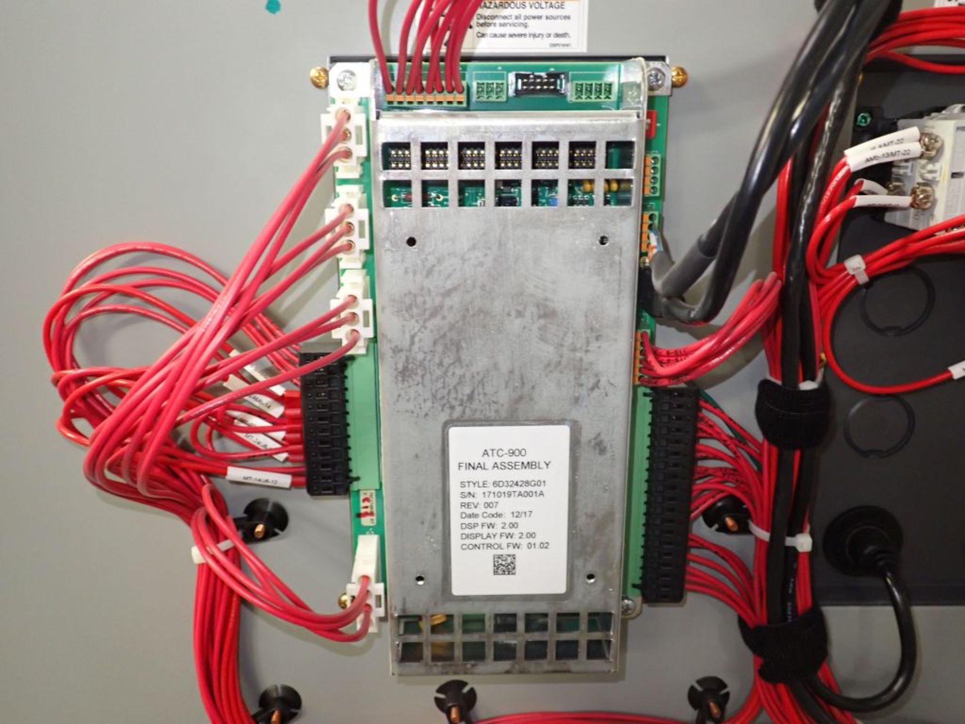 Eaton Transfer Switch | Cat No. ATV9MGB32500XSU; 480V; 3 PH; 2500A; (2) Eaton Magnum DS Circuit - Image 36 of 50