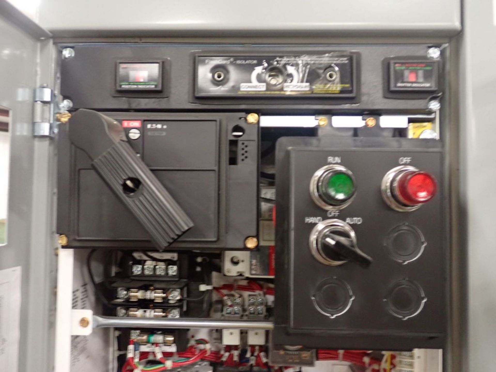 Eaton Freedom 2100 Series Motor Control Center   (2) F206-15A-10HP; (2) SVX900-50A, with Eaton AF - Image 19 of 48