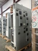 Eaton Freedom 2100 Series Motor Control Center | (3) SVX900-50A, with Eaton AF Drives, Cat No.