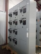 Eaton Freedom 2100 Series Motor Control Center | (10) F206-15A-10HP