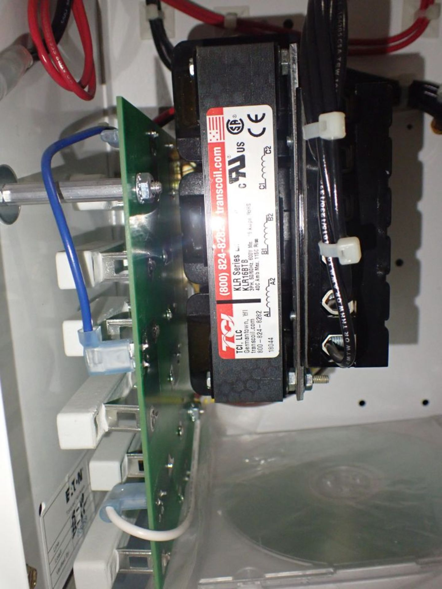 Eaton Freedom 2100 Series Motor Control Center | (2) F206-7A-10HP; (3) F206-15A-10HP; (1) FDRB-100A; - Image 13 of 87