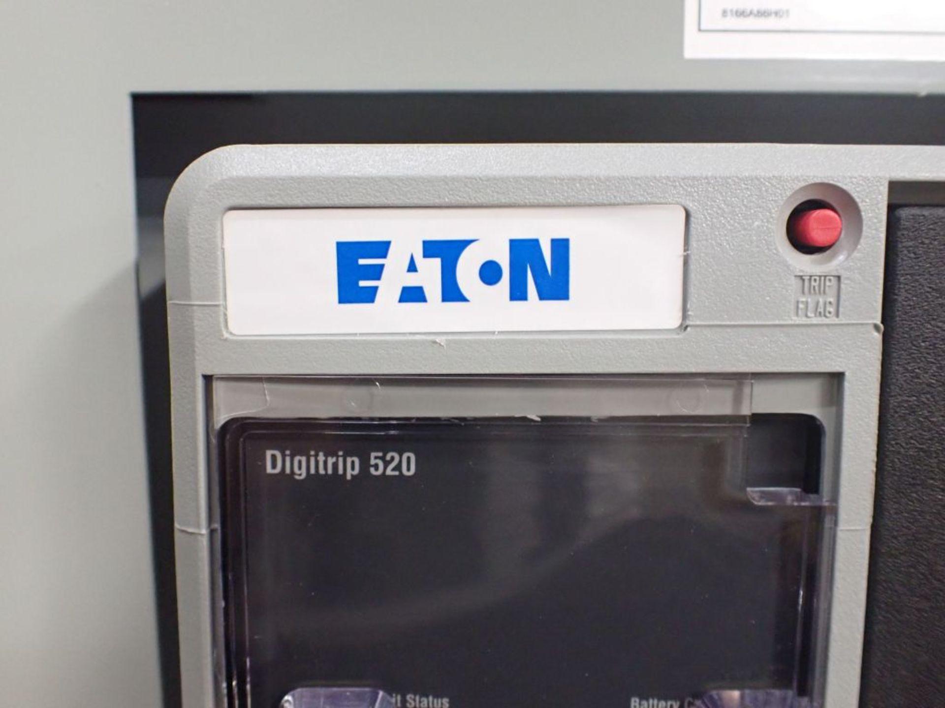 Eaton Transfer Switch | Cat No. ATV9MGB32500XSU; 480V; 3 PH; 2500A; (2) Eaton Magnum DS Circuit - Image 15 of 50