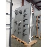 Eaton Freedom Flashgard Motor Control Center | (3) F216-15A-10HP; (1) FDRB-125A, with 150A