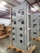 Eaton Freedom 2100 Series Motor Control Center | (2) F206-15A-10HP; (2) SVX900-50A, with Eaton AF