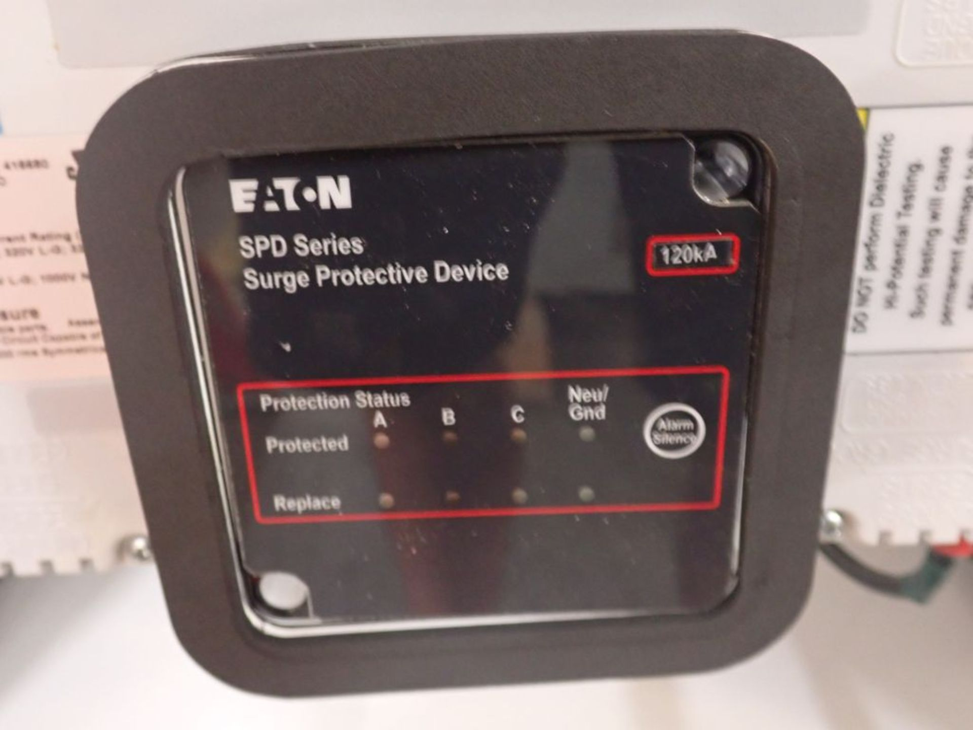 Eaton Freedom Flashgard Motor Control Center | SCR0753278, 480V; (1) INCB-250A, with 400A - Image 35 of 69