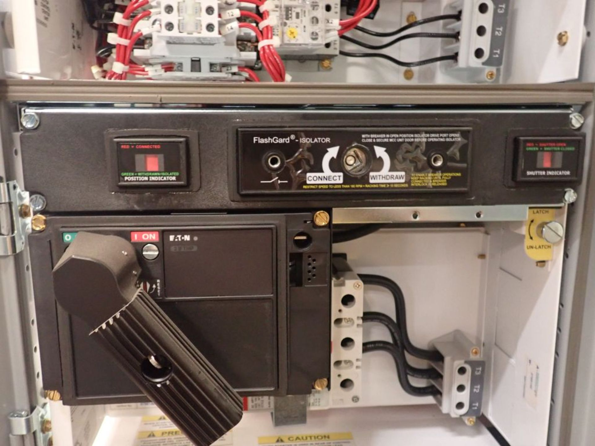 Eaton Freedom Flashgard Motor Control Center w/Components | (5) F206-15A-10HP; (4) F206-30A-10HP; ( - Image 62 of 84