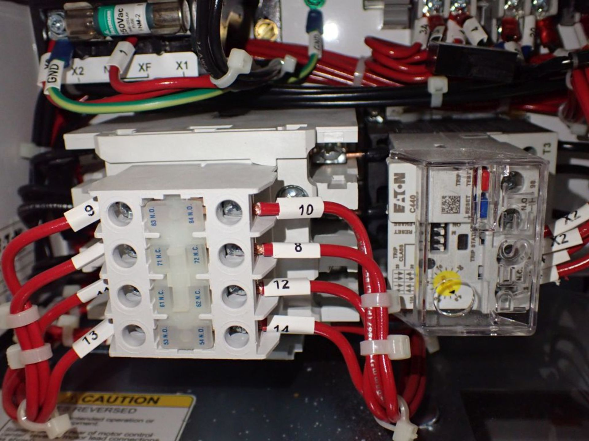 Eaton Freedom 2100 Series Motor Control Center | (11) F206-30A-10HP; (5) F206-15A-10HP; (1) SVX900- - Image 24 of 102