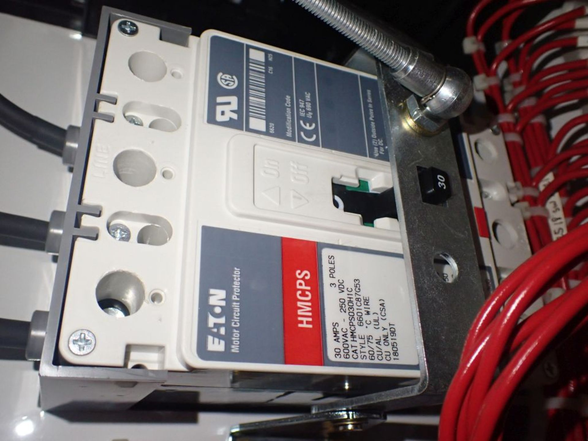 Eaton Freedom 2100 Series Motor Control Center | (2) F206-15A-10HP; (1) FDRB-250A; (1) FDRB-400A; ( - Image 62 of 104
