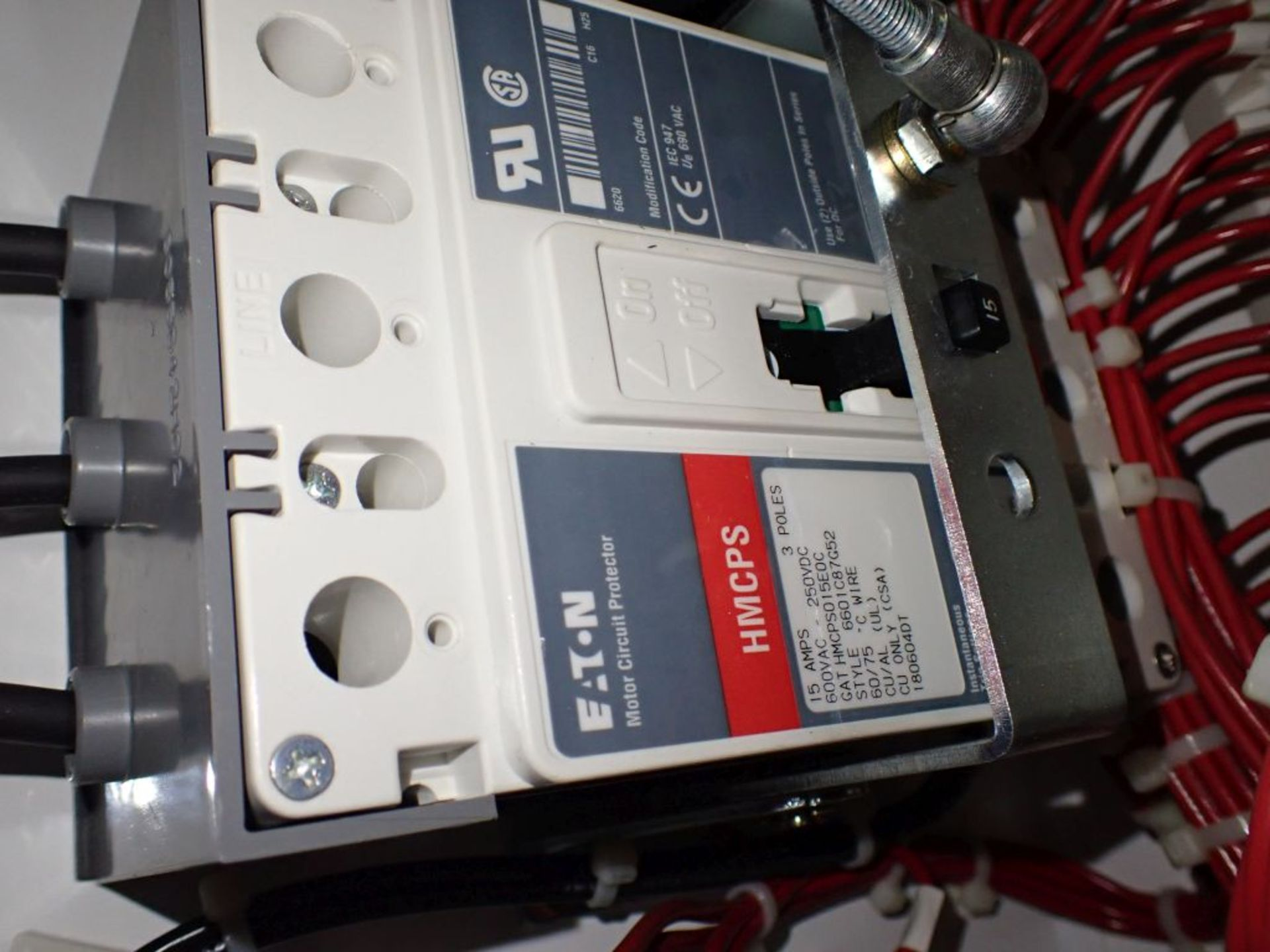 Eaton Freedom 2100 Series Motor Control Center | (11) F206-30A-10HP; (5) F206-15A-10HP; (1) SVX900- - Image 61 of 102