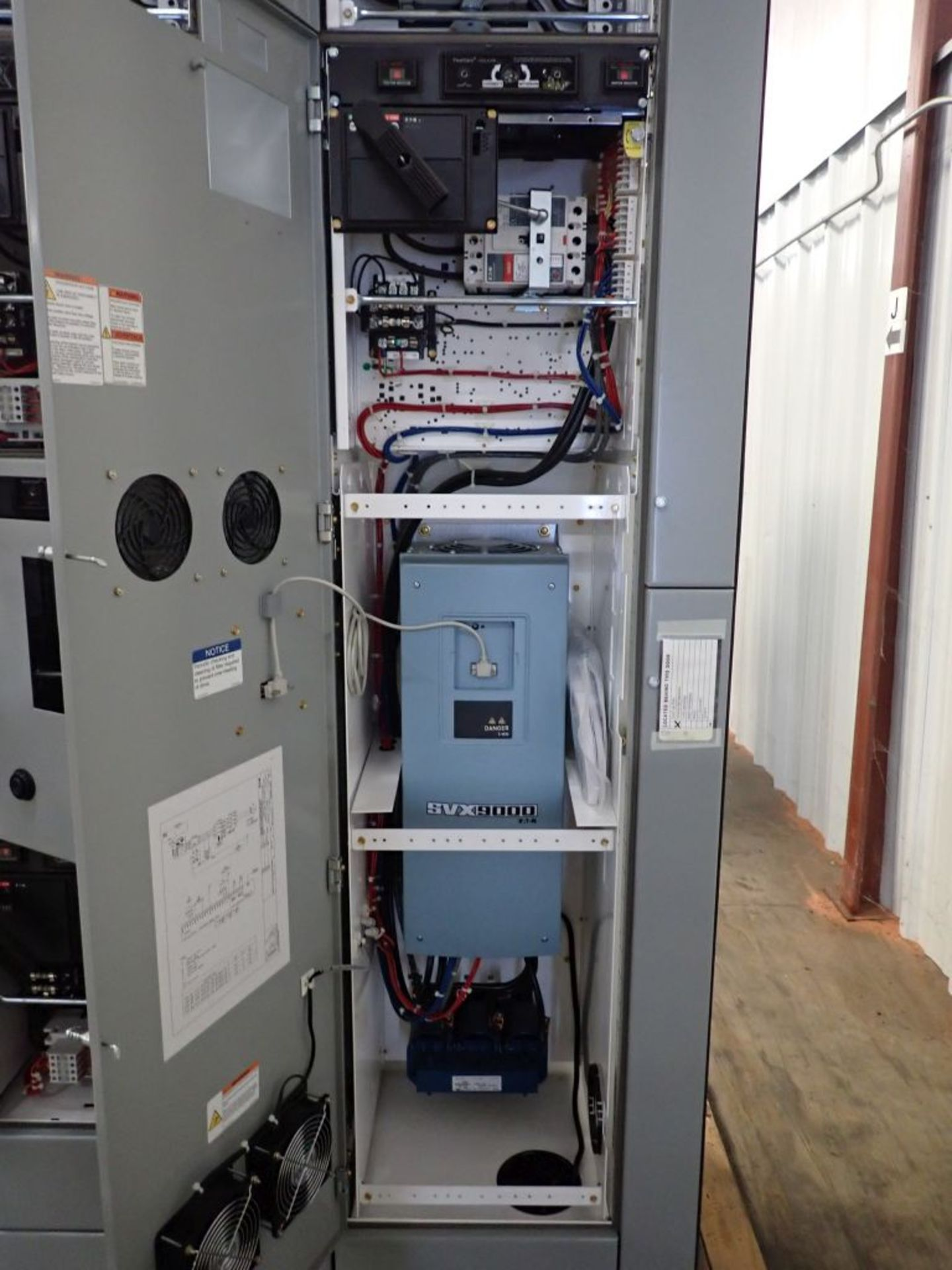 Eaton Freedom Series 2100 Motor Control Center   Never Installed; Includes:; (1) F206-30A; (1) - Image 54 of 64