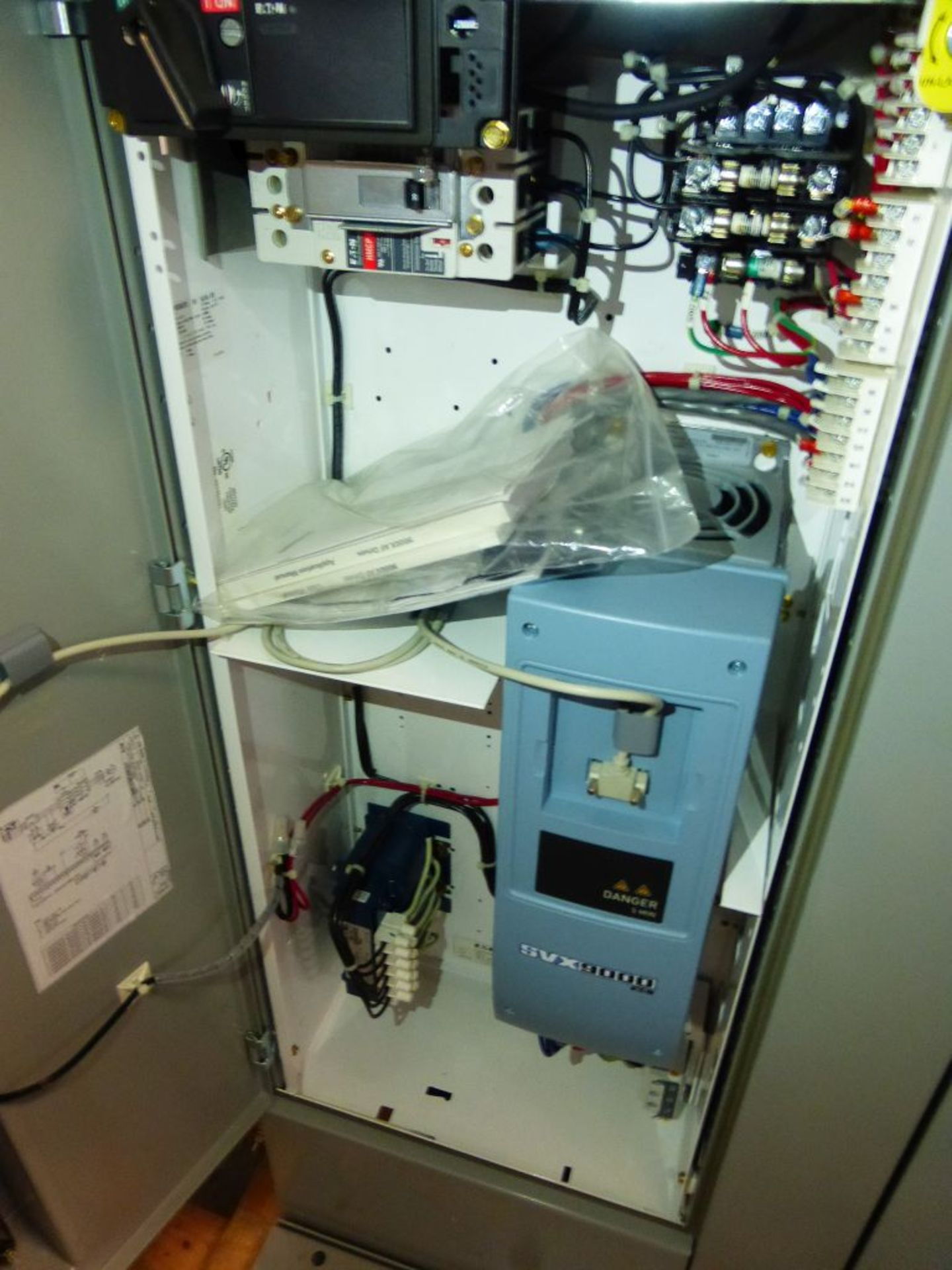 Eaton Freedom 2100 Series Motor Control Center | (2) F206-15A-10HP; (1) FDRB-250A; (1) FDRB-400A; ( - Image 95 of 104