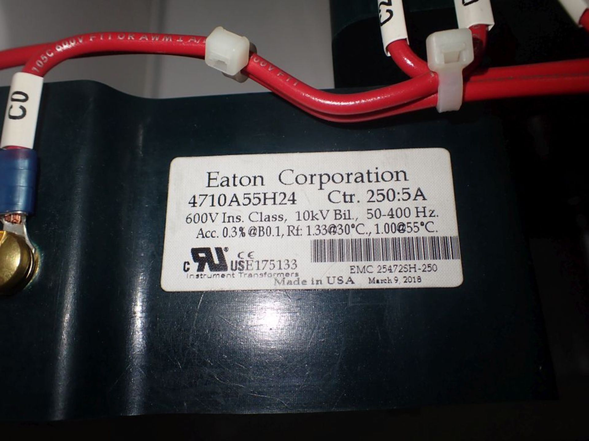 Eaton Freedom Flashgard Motor Control Center | SCR0753278, 480V; (1) INCB-250A, with 400A - Image 22 of 69