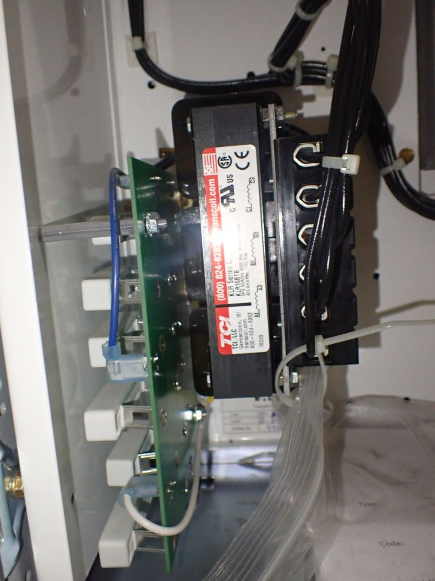 Eaton Freedom 2100 Series Motor Control Center | (2) F206-7A-10HP; (3) F206-15A-10HP; (1) FDRB-100A; - Image 29 of 87