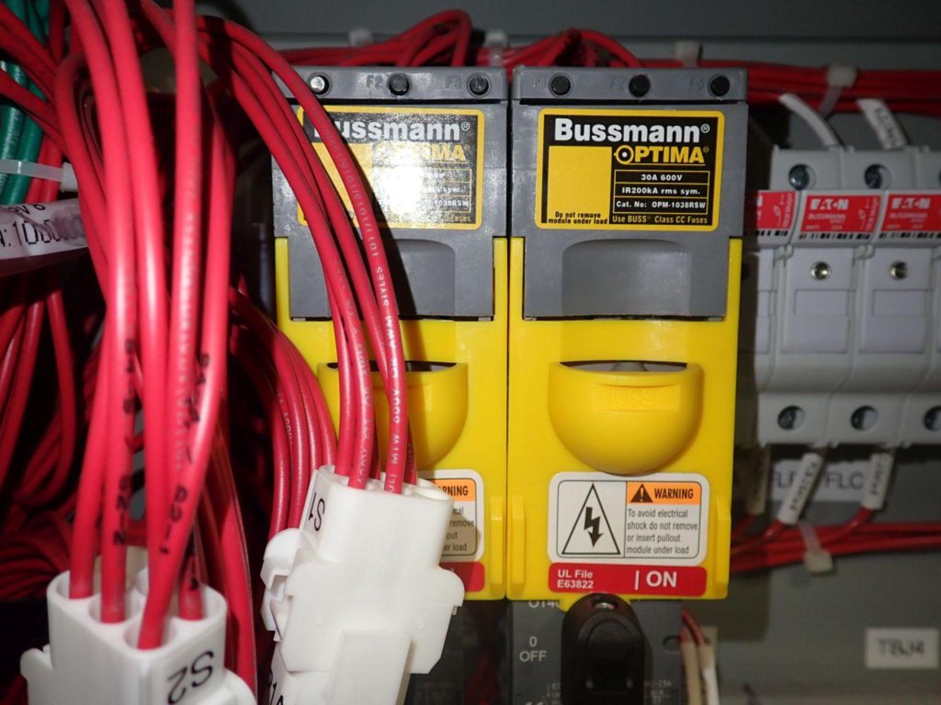 Eaton Transfer Switch | Cat No. ATV9MGB32500XSU; 480V; 3 PH; 2500A; (2) Eaton Magnum DS Circuit - Image 21 of 50