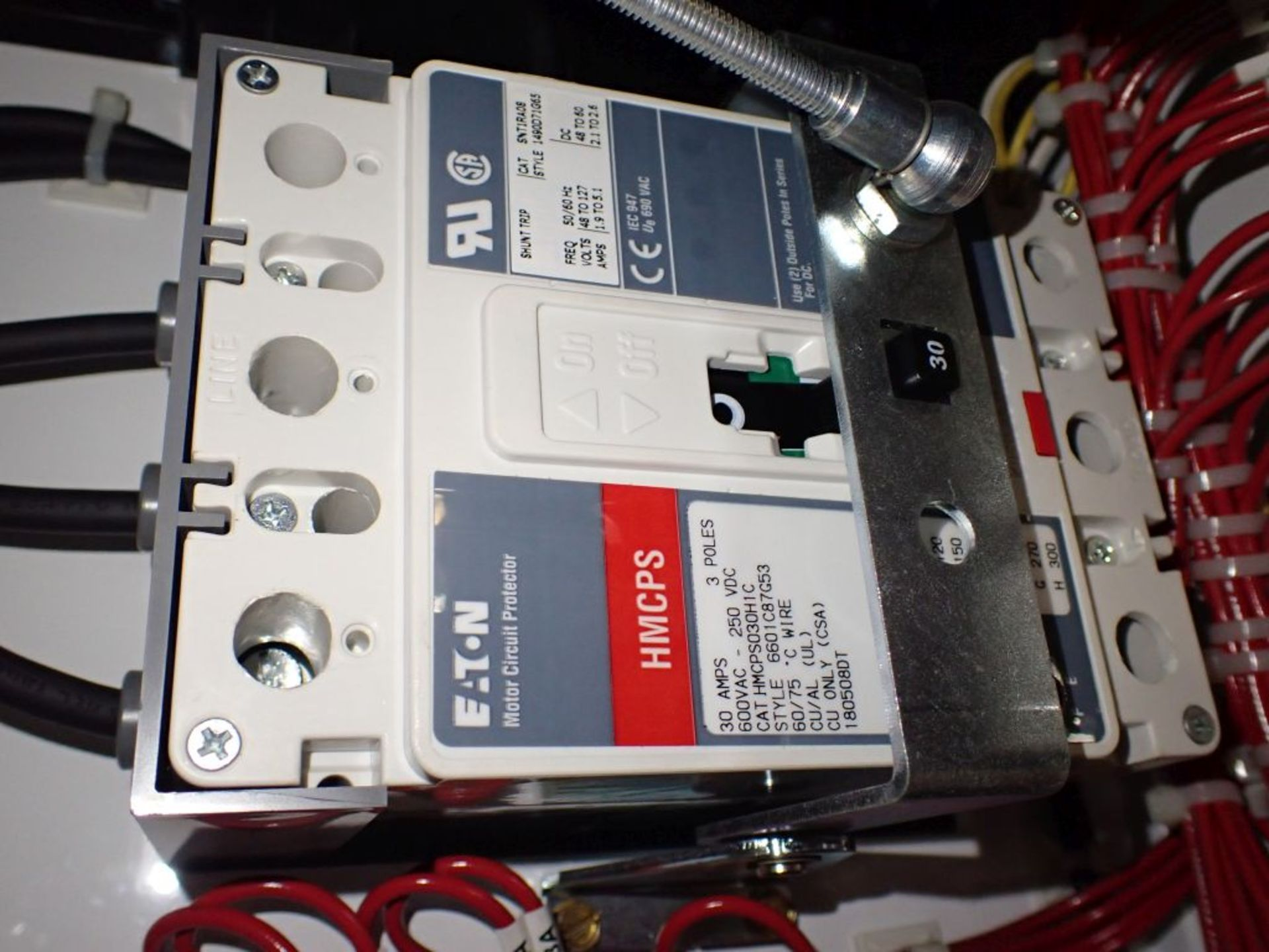 Eaton Freedom 2100 Series Motor Control Center | (11) F206-30A-10HP; (5) F206-15A-10HP; (1) SVX900- - Image 39 of 102