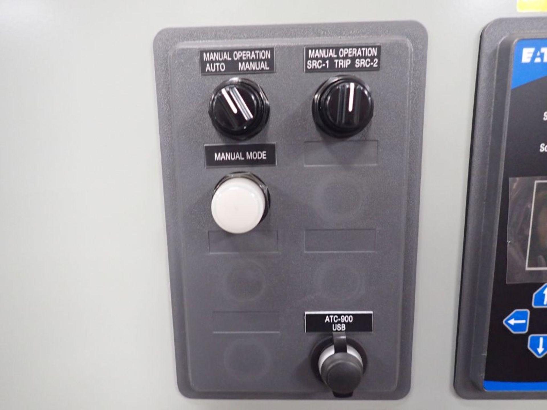 Eaton Transfer Switch | Cat No. ATV9MGB32500XSU; 480V; 3 PH; 2500A; (2) Eaton Magnum DS Circuit - Image 41 of 50