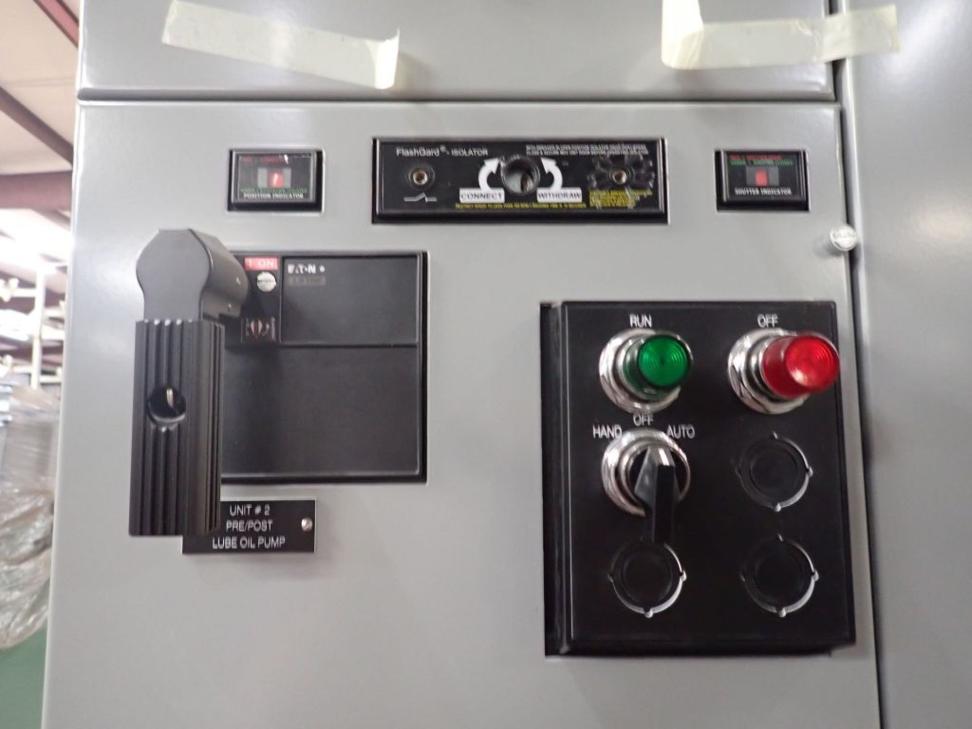 Eaton Freedom 2100 Series Motor Control Center   (2) F206-15A-10HP; (1) F206-30A-10HP; (1) FDRB- - Image 11 of 61
