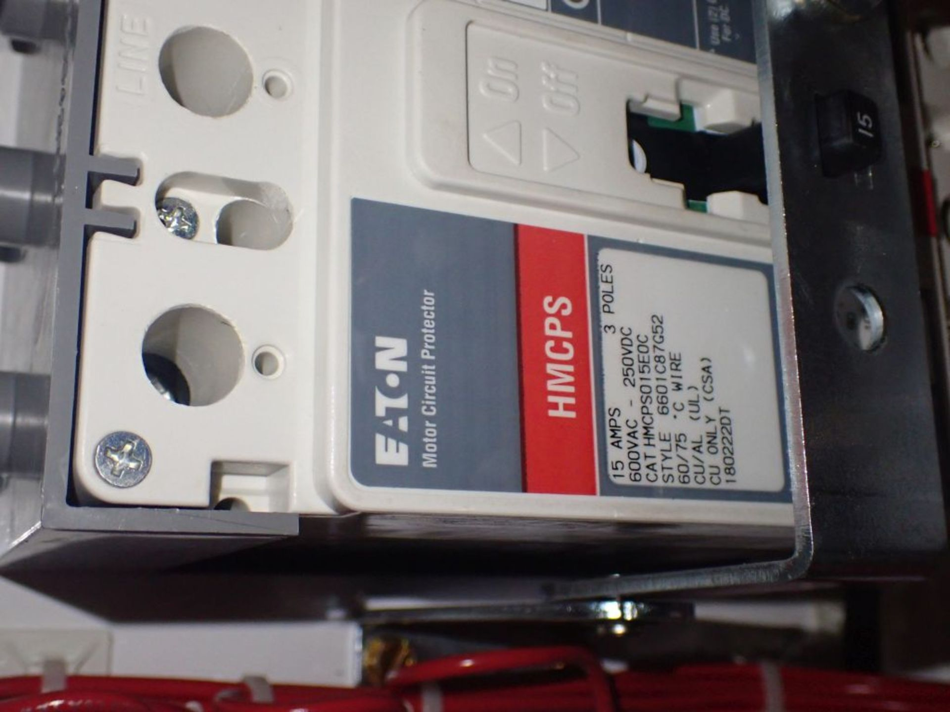 Eaton Freedom Flashgard Motor Control Center w/Components | (5) F206-15A-10HP; (4) F206-30A-10HP; ( - Image 19 of 84