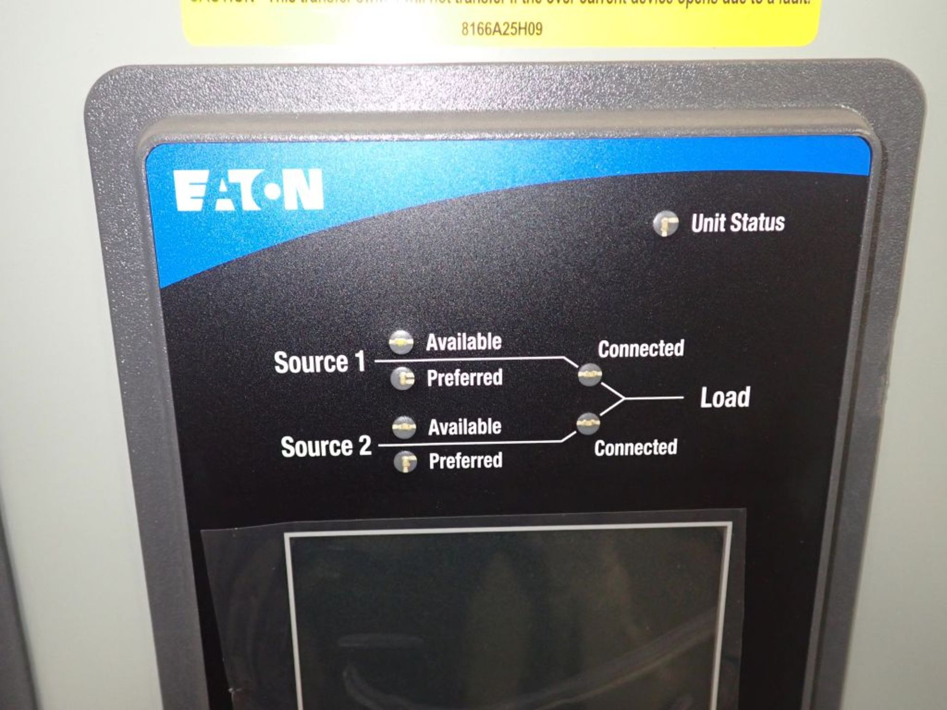 Eaton Transfer Switch | Cat No. ATV9MGB32500XSU; 480V; 3 PH; 2500A; (2) Eaton Magnum DS Circuit - Image 44 of 50