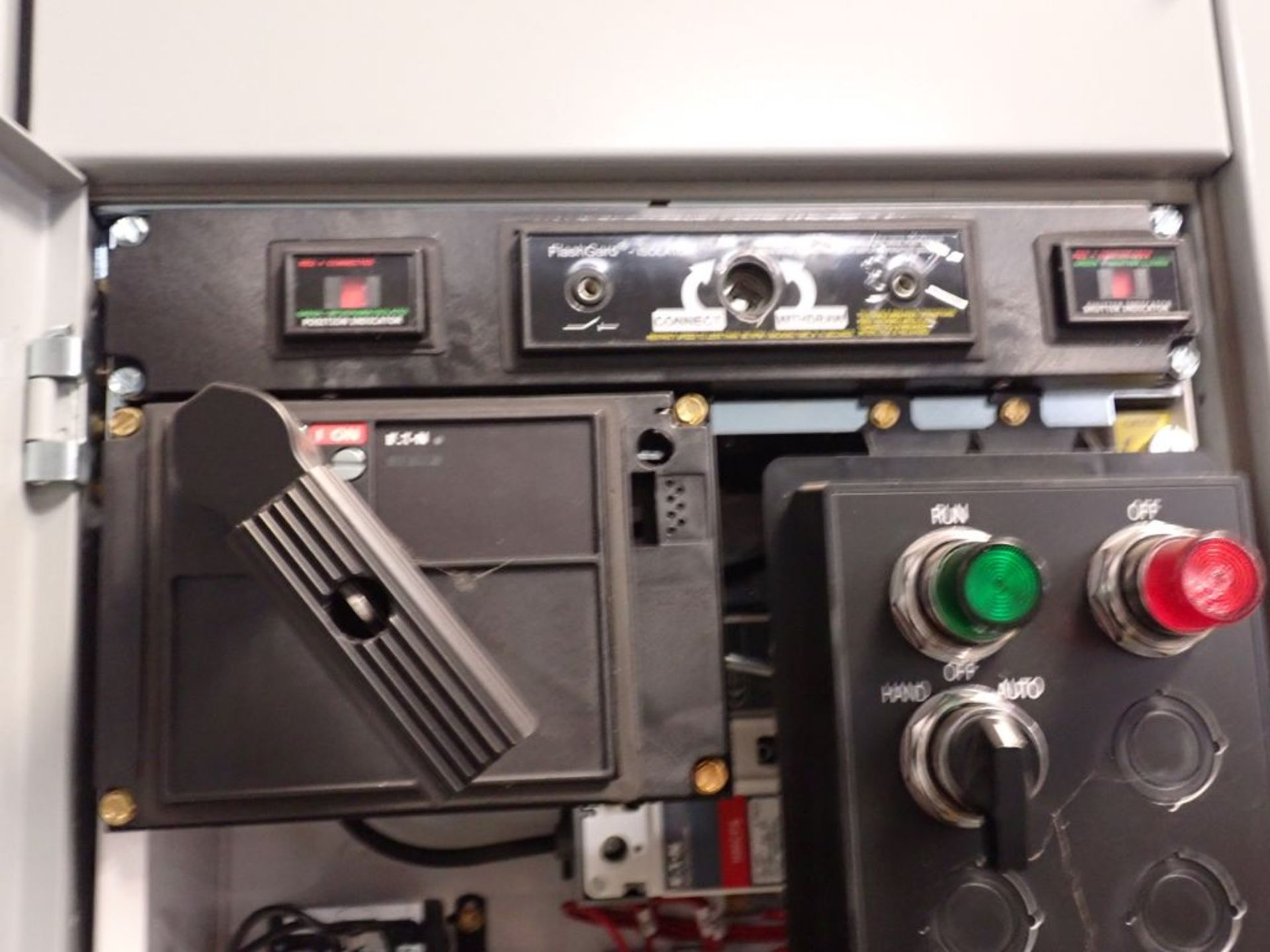 Eaton Freedom 2100 Series Motor Control Center | (11) F206-30A-10HP; (5) F206-15A-10HP; (1) SVX900- - Image 31 of 102