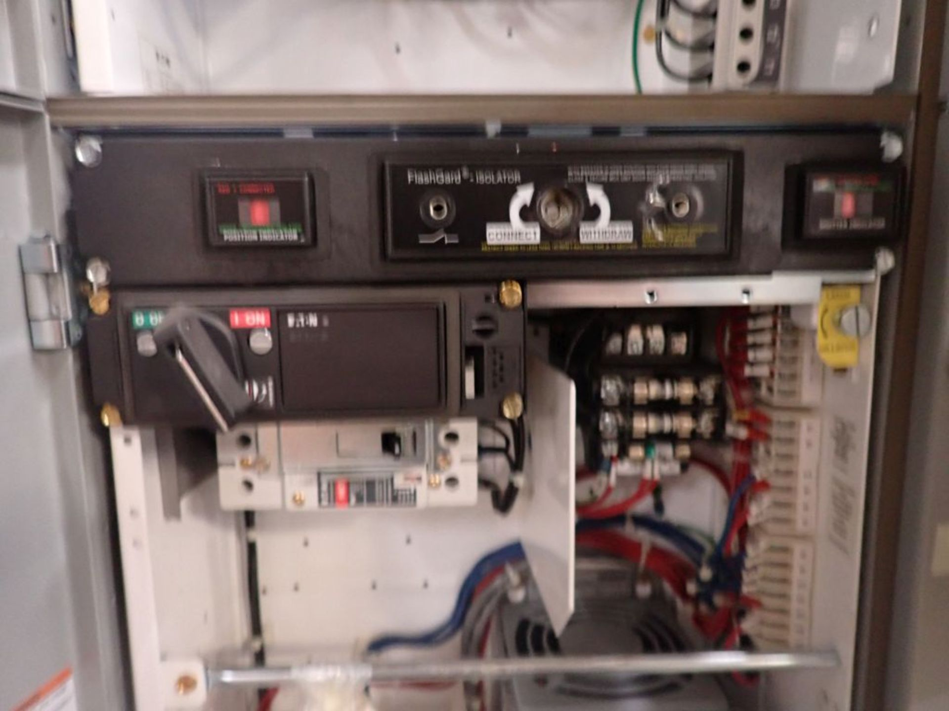 Eaton Freedom 2100 Series Motor Control Center   (4) SVX900-30A, with Eaton AF Drives, SVX9000, - Image 49 of 60
