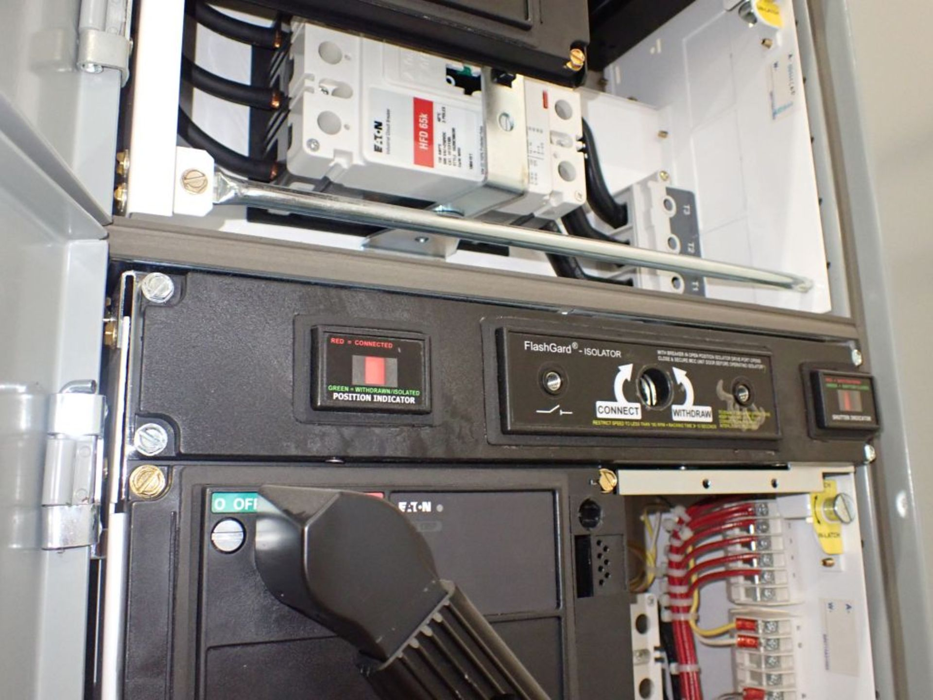 Eaton Freedom Series 2100 Motor Control Center   Never Installed; Includes:; (1) F206-30A; (1) - Image 58 of 64