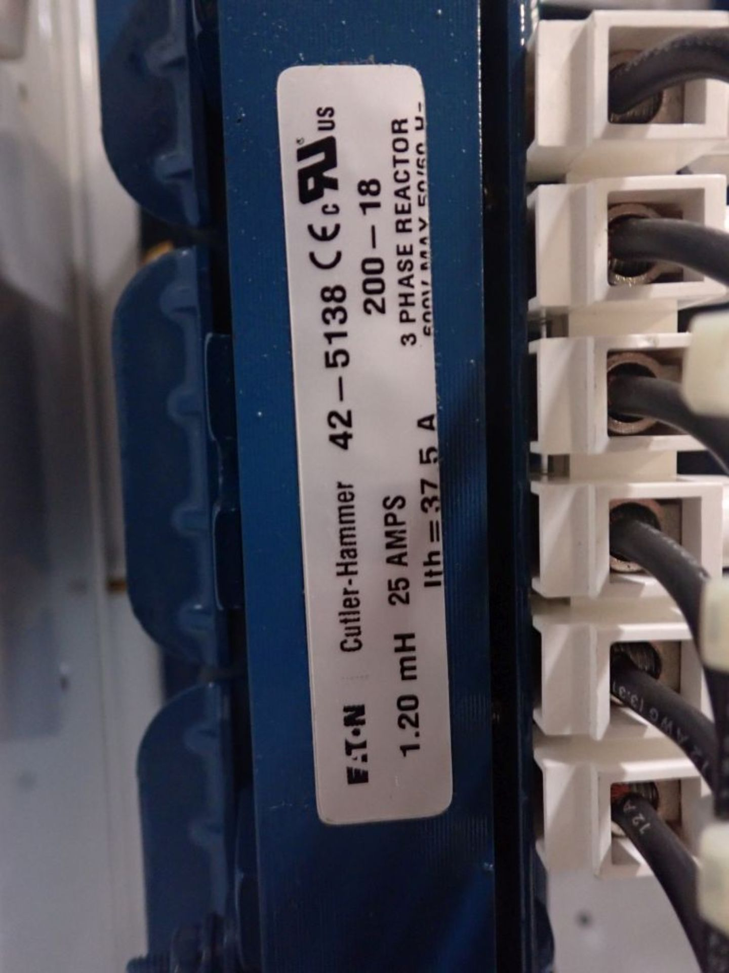 Eaton Freedom 2100 Series Motor Control Center   (4) SVX900-30A, with Eaton AF Drives, SVX9000, - Image 42 of 60