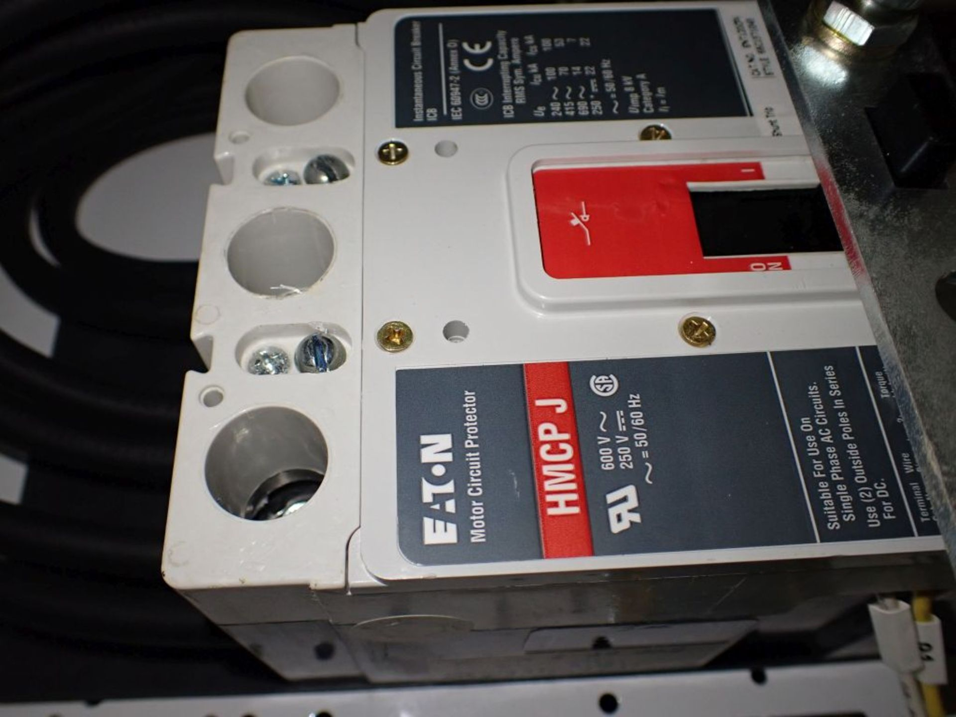 Eaton Freedom 2100 Series Motor Control Center | (11) F206-30A-10HP; (5) F206-15A-10HP; (1) SVX900- - Image 54 of 102