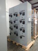 Eaton Freedom 2100 Series Motor Control Center | (6) F206-15A-10HP; (5) F206-7A-10HP; (1) FDRB-100A;