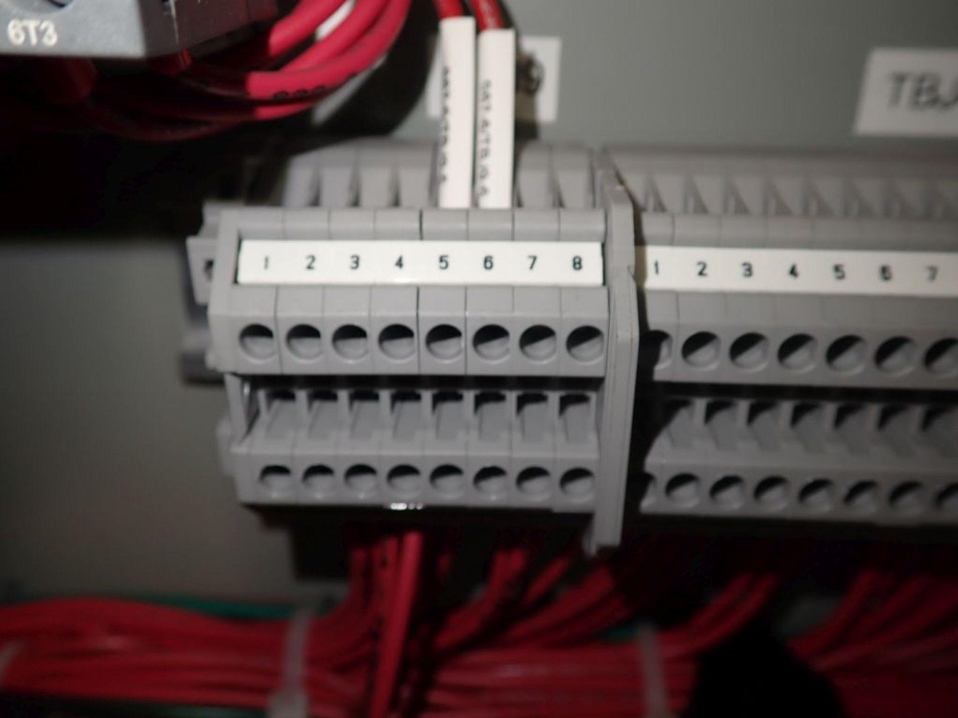 Eaton Transfer Switch | Cat No. ATV9MGB32500XSU; 480V; 3 PH; 2500A; (2) Eaton Magnum DS Circuit - Image 24 of 50