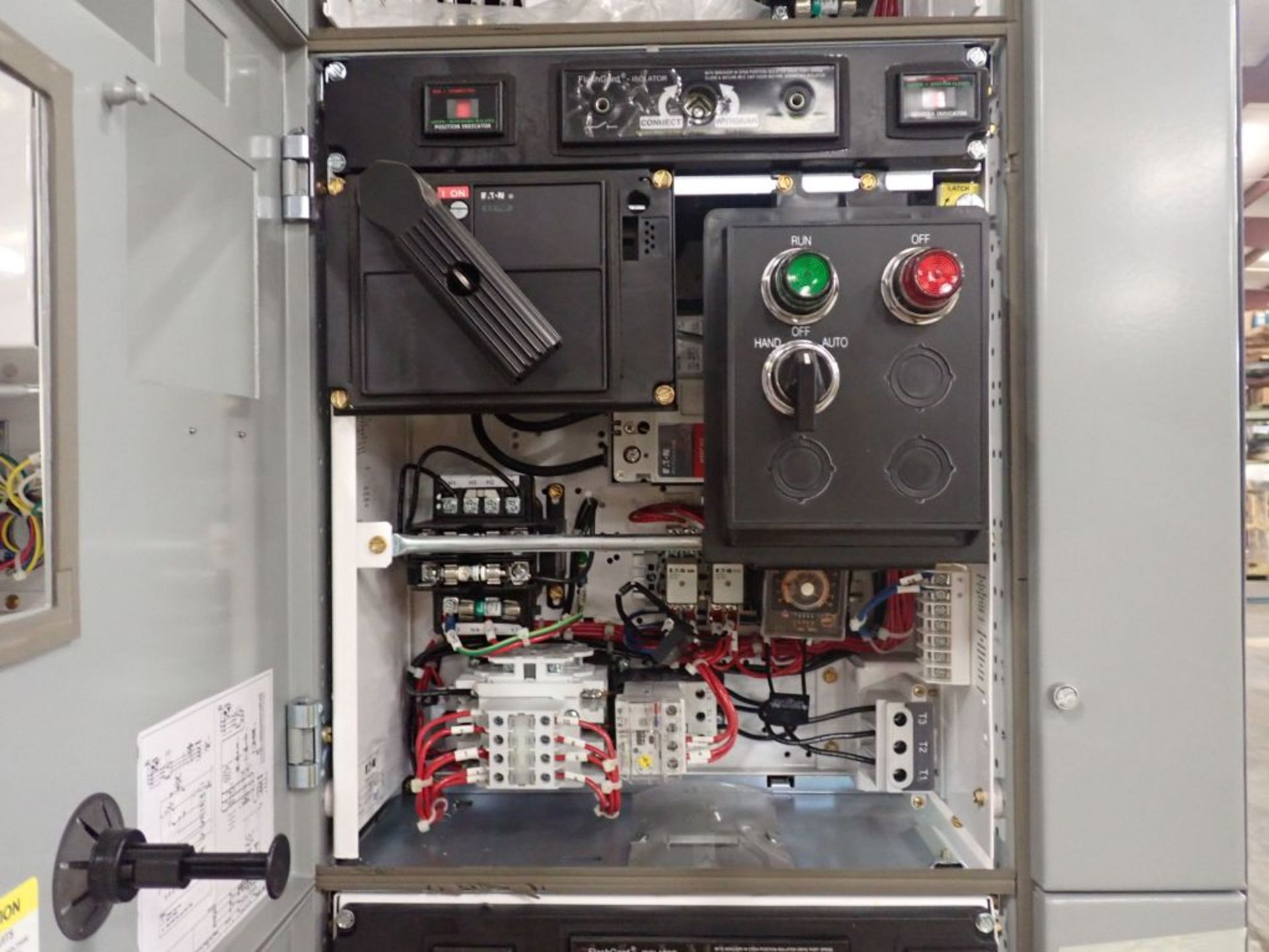 Eaton Freedom Flashgard Motor Control Center | SCR0753278, 480V; (1) INCB-250A, with 400A - Image 43 of 69