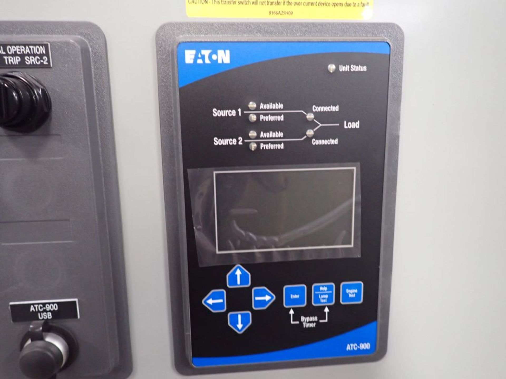 Eaton Transfer Switch | Cat No. ATV9MGB32500XSU; 480V; 3 PH; 2500A; (2) Eaton Magnum DS Circuit - Image 42 of 50