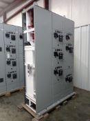 Eaton Freedom 2100 Series Motor Control Center | (1) FDRB-250A; (1) FDRB-15A; (1) F216-15A-10HP; (1)