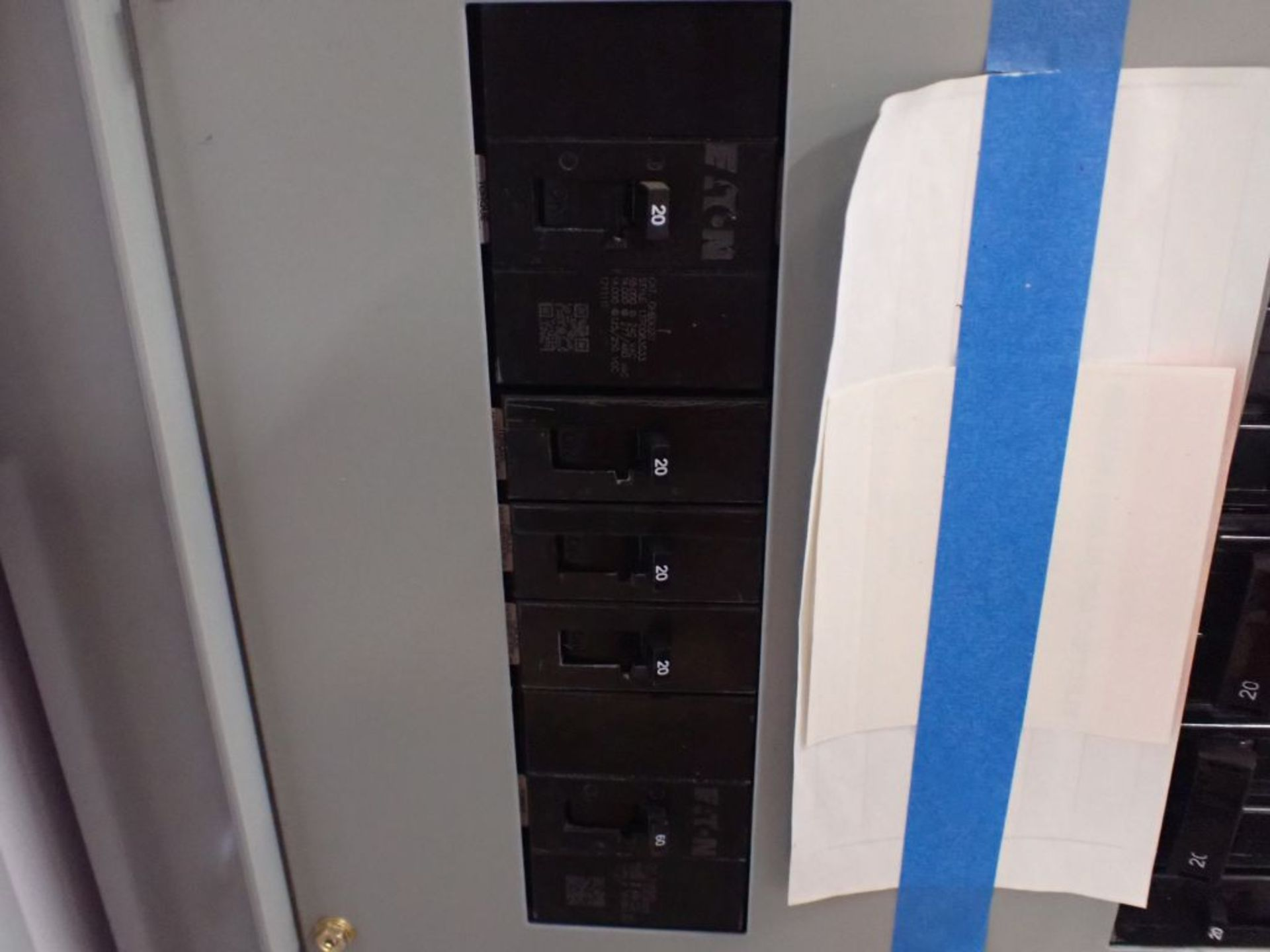 Eaton Freedom 2100 Series Motor Control Center   (2) F206-15A-10HP; (1) F206-30A-10HP; (1) FDRB- - Image 55 of 61