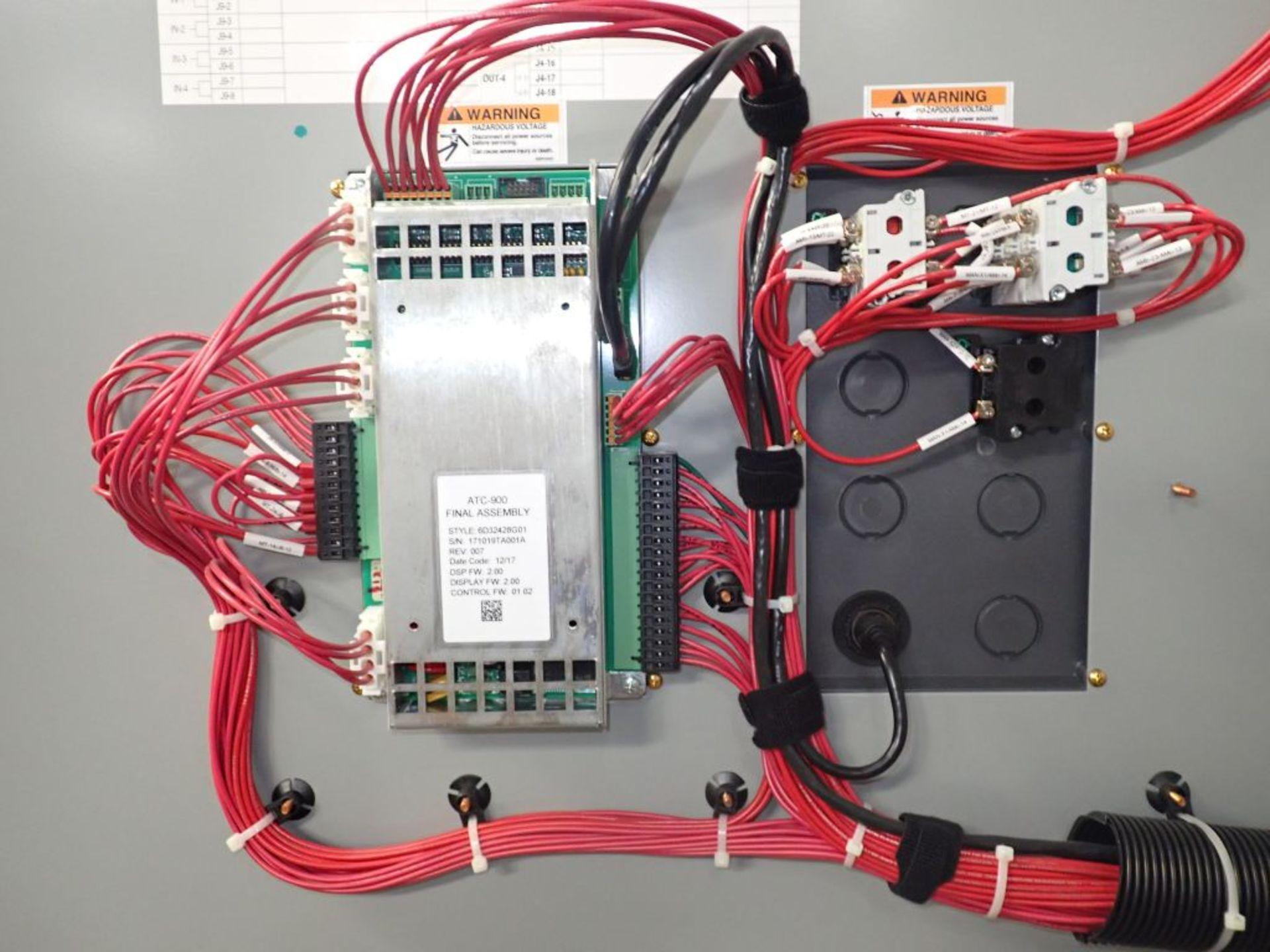 Eaton Transfer Switch | Cat No. ATV9MGB32500XSU; 480V; 3 PH; 2500A; (2) Eaton Magnum DS Circuit - Image 35 of 50