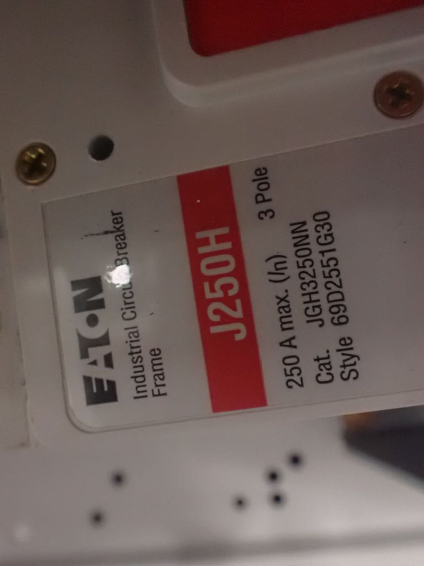 Eaton Freedom 2100 Series Motor Control Center   (2) F206-15A-10HP; (1) F206-30A-10HP; (1) FDRB- - Image 42 of 61