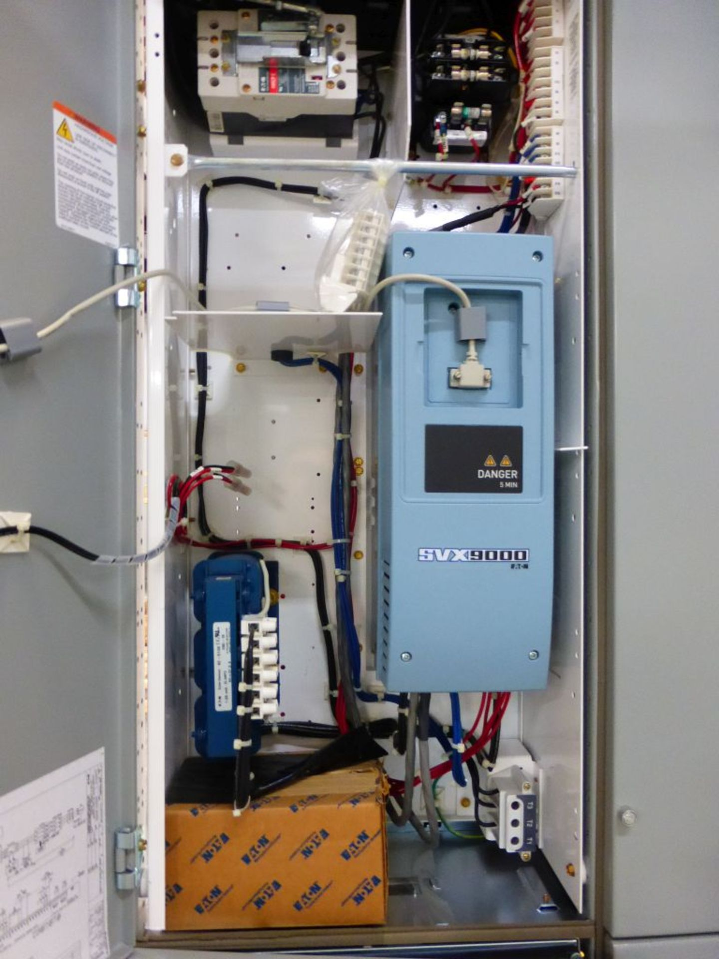 Eaton Freedom 2100 Series Motor Control Center   (4) SVX900-30A, with Eaton AF Drives, SVX9000, - Image 53 of 60