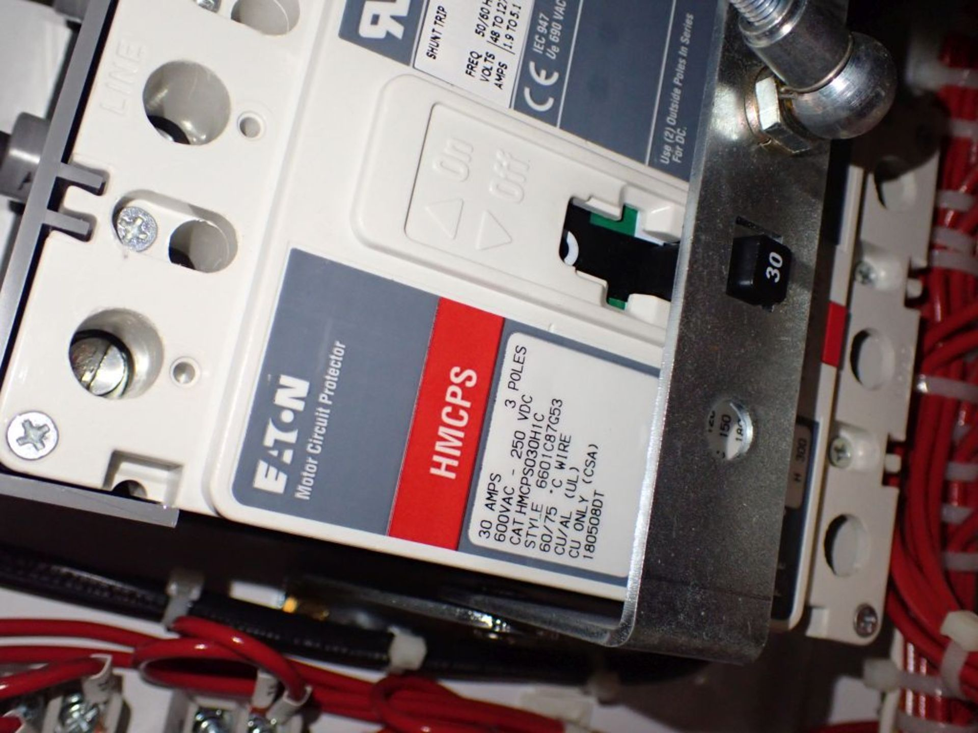 Eaton Freedom 2100 Series Motor Control Center | (11) F206-30A-10HP; (5) F206-15A-10HP; (1) SVX900- - Image 45 of 102