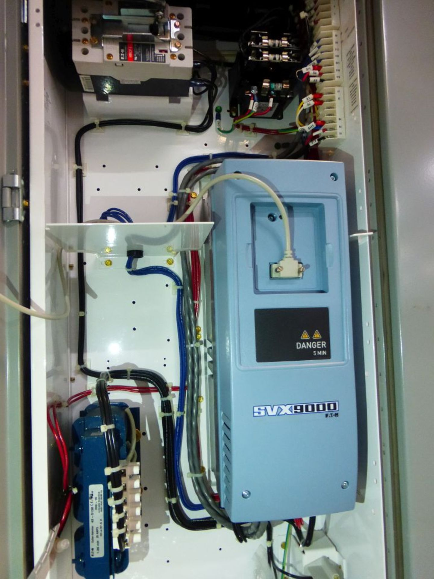 Eaton Freedom 2100 Series Motor Control Center | (2) F206-15A-10HP; (1) FDRB-250A; (1) FDRB-400A; ( - Image 101 of 104