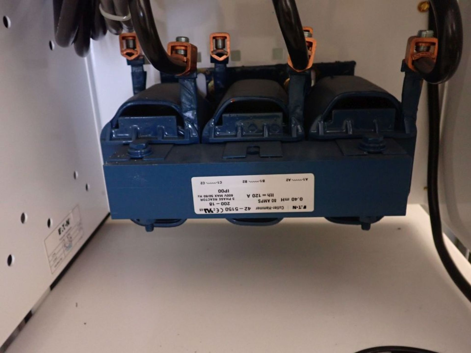 Eaton Freedom Series 2100 Motor Control Center   Never Installed; Includes:; (1) F206-30A; (1) - Image 61 of 64