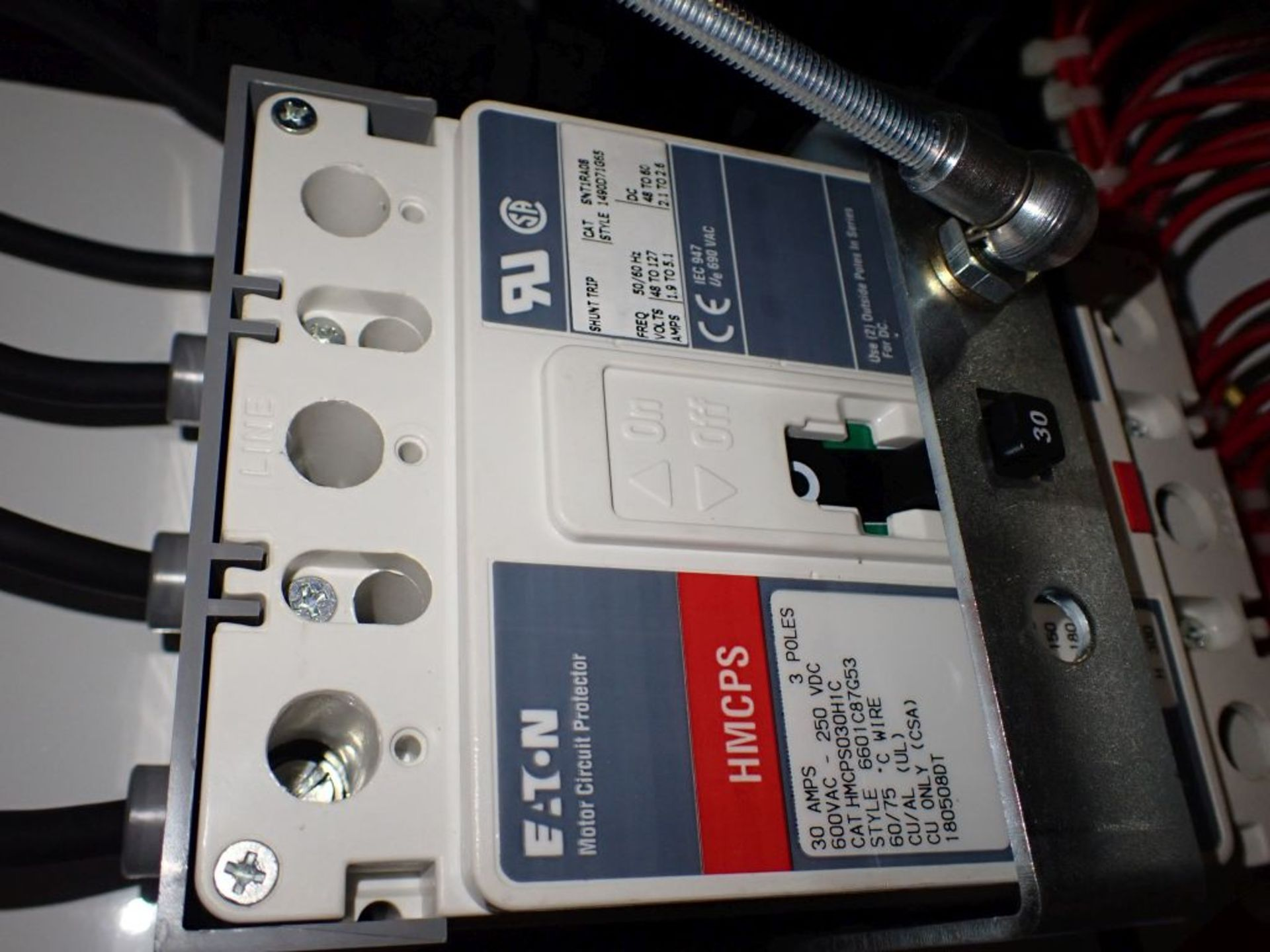 Eaton Freedom 2100 Series Motor Control Center | (11) F206-30A-10HP; (5) F206-15A-10HP; (1) SVX900- - Image 12 of 102