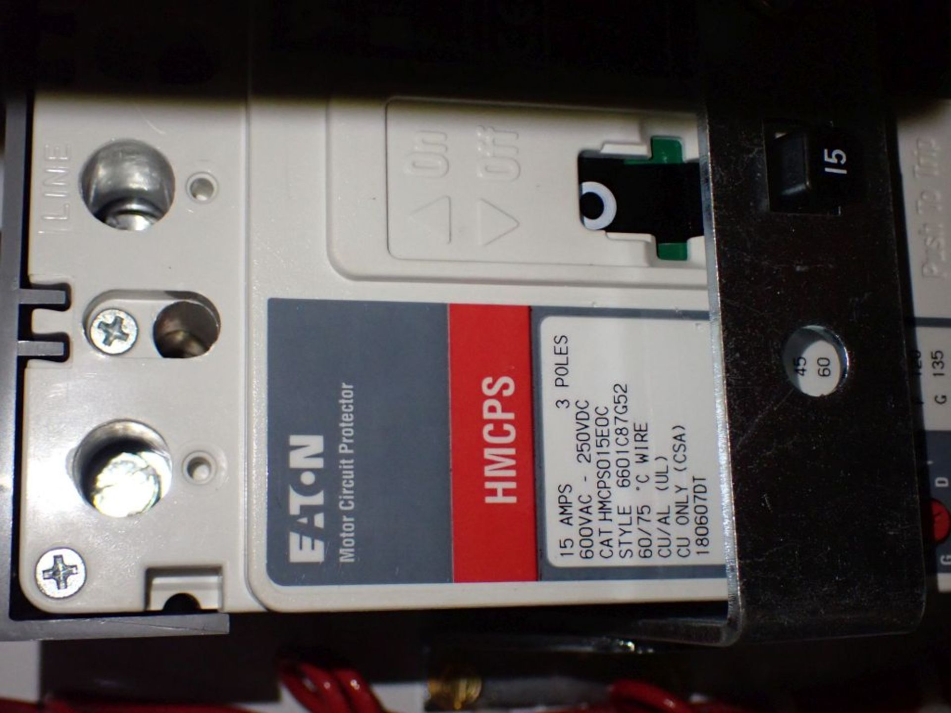 Eaton Freedom 2100 Series Motor Control Center | (11) F206-30A-10HP; (5) F206-15A-10HP; (1) SVX900- - Image 76 of 102