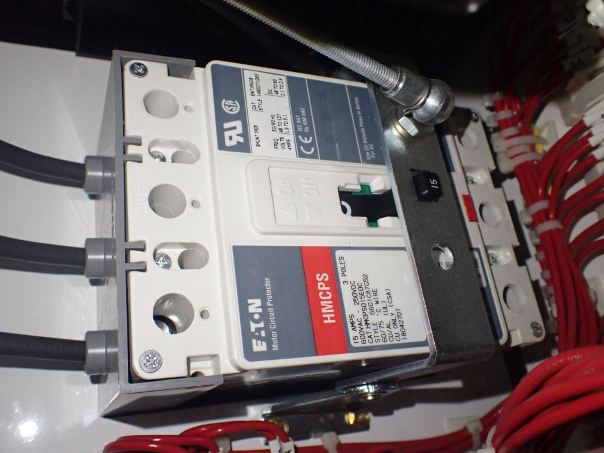 Eaton Freedom 2100 Series Motor Control Center | (2) F206-15A-10HP; (1) FDRB-250A; (1) FDRB-400A; ( - Image 48 of 104