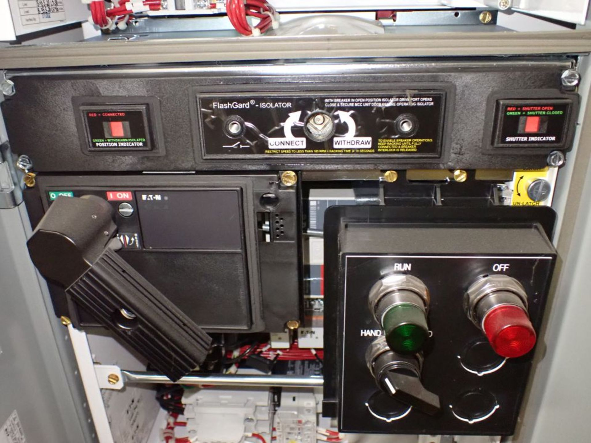 Eaton Freedom 2100 Series Motor Control Center | (11) F206-30A-10HP; (5) F206-15A-10HP; (1) SVX900- - Image 77 of 102