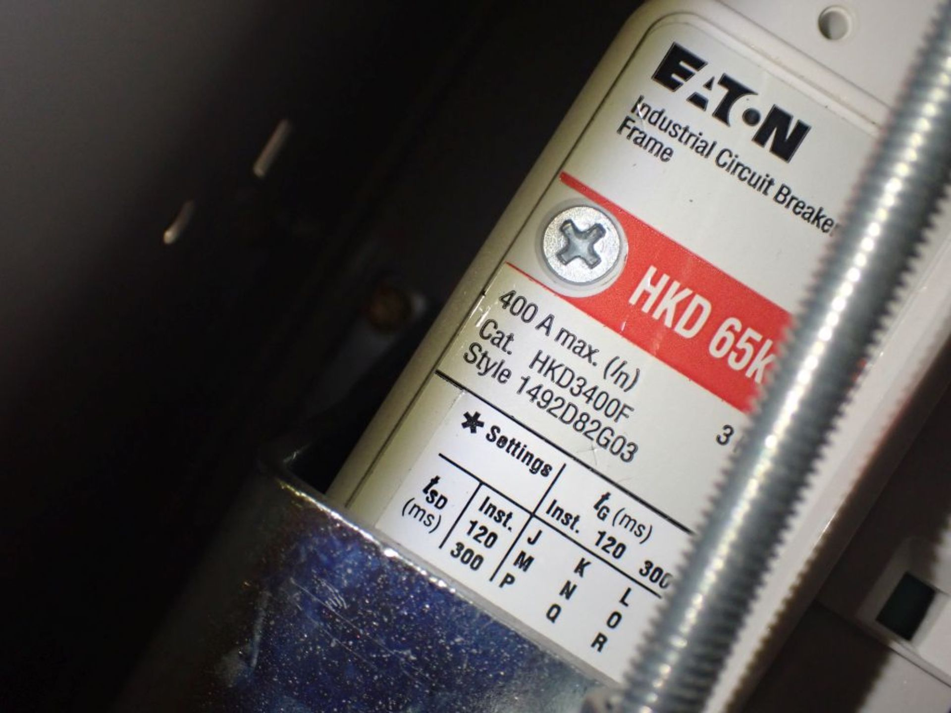 Eaton Freedom 2100 Series Motor Control Center | (2) F206-15A-10HP; (1) FDRB-250A; (1) FDRB-400A; ( - Image 57 of 104